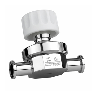 Aseptic Shut-off Valve