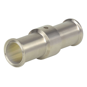 In-line diaphragm seal