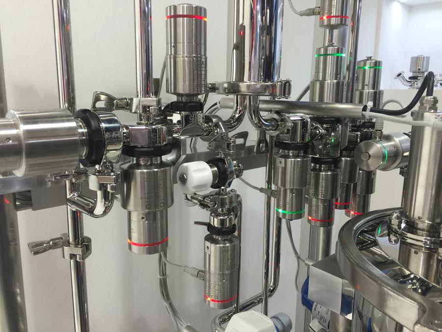 Rattiinox CAD valves