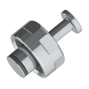 Ingold port plug with handle